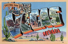 Greetings from Las Vegas, Nevada - Large Letter Postcard (Shook Photos) Tags: lasvegas linen postcard nevada postcards greetings linenpostcard bigletter lasvegasnevada largeletter largeletterpostcard linenpostcards largeletterpostcards bigletterpostcard bigletterpostcards
