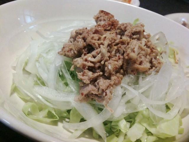 #jisui 豚切り落としとえのきのマスタードマヨ焼き!