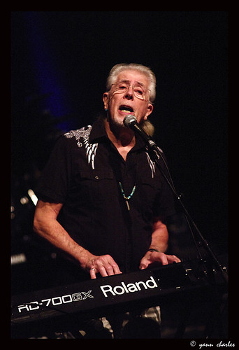 John Mayall @ La Cigale. Paris 2010