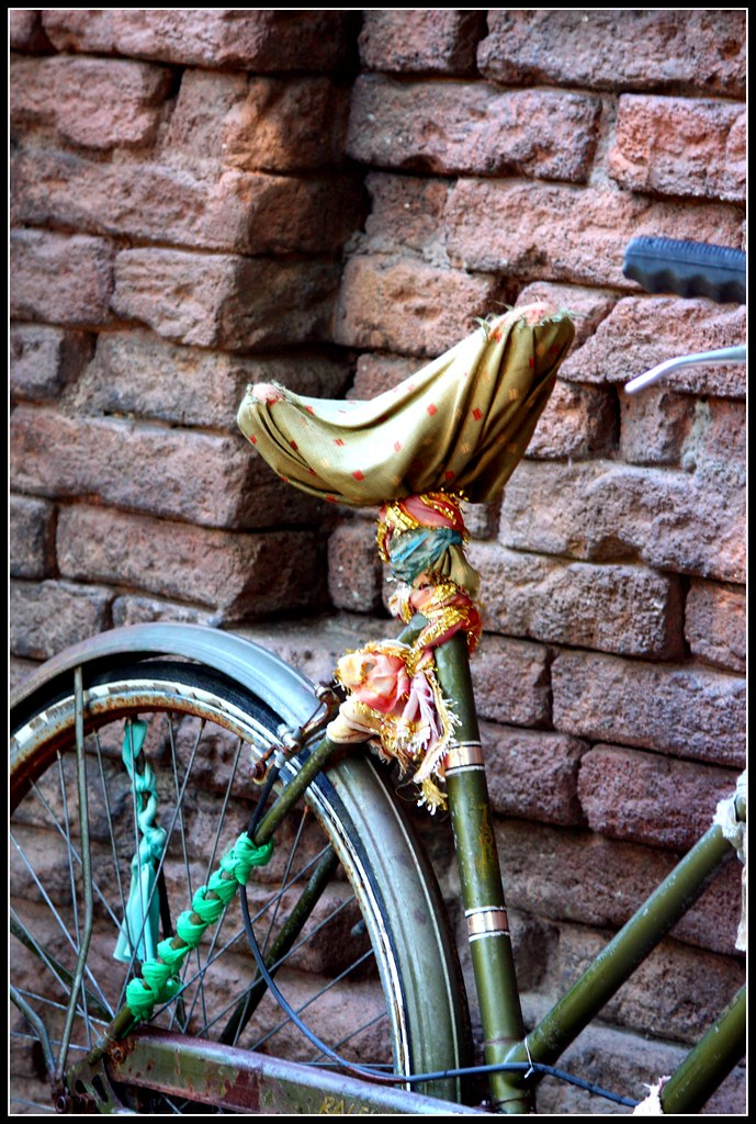 Bicycle Seat~