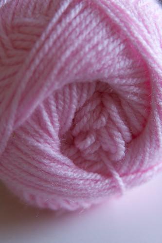 gomitolo rosa