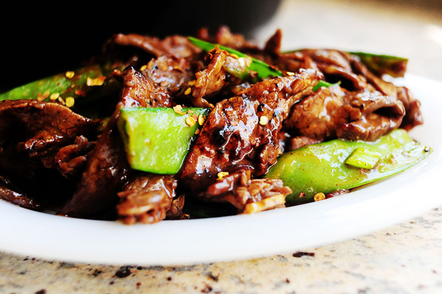 Beef with Snow Peas | The Pioneer Woman Cooks | Ree Drummond