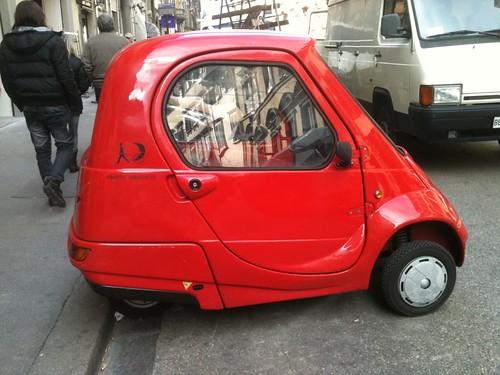 Teensy car, Florence