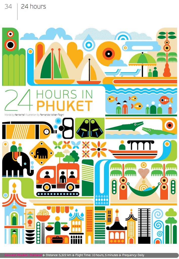 Phuket – now famed for sun-and-sea Tourism, this lush tropical Island in the south of Thailand was once rich in Tin deposits.