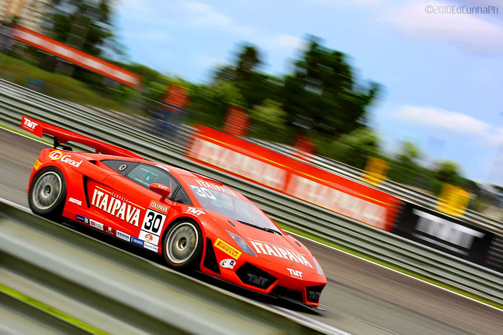 Lamborghini Gallardo LP560 GT3 (Ed Cunha Ph) Tags: Auto Car Race Photo  Italian
