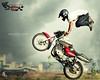 Captain America (Harvarinder Singh) Tags: stunts bikestunts harvarindersinghphotography harvarindersingh tirlochansinghbhamrah pulsarmtvstuntmania freestylestuntriding pulsarmtvstuntmaniareloaded