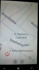 Windows Phone 7 Bing Maps