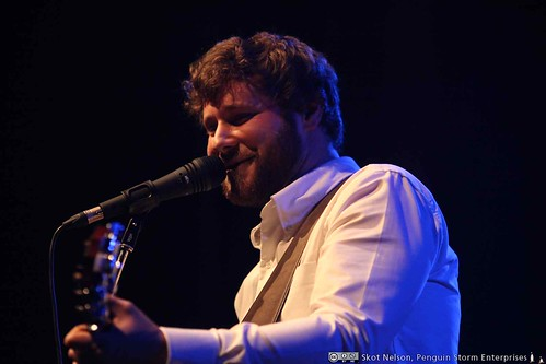 Dan Mangan at the Vogue Theatre