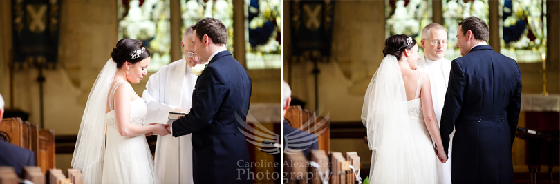 Gloucestershire Wedding Photographer Chedworth Church 11