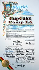 cupcake camp city of LA