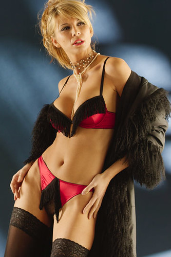 i dolci tabù...lingerie
