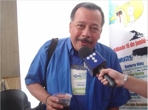 Humberto Velez -Los Argentinos te amamos