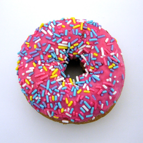 sprinklicious donut by geoffcramer.