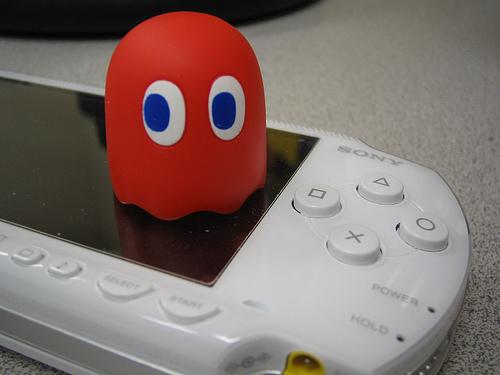 Ghost PSP