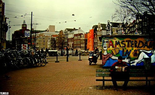 Amsterdam in 1º - Amsterdam - Holland