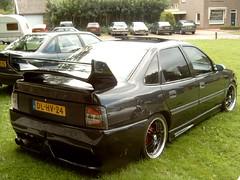 Bad Ass Opel (Davydutchy) Tags: tuning opel vectra oldtimerdag stnicolaasga thebiggestgroup stnyk 07072007 070707 northtuningprojects stnykynekyk
