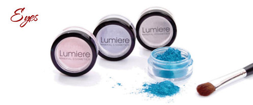 lumiere eye shimmer mineral makeup
