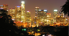 from a distance (Kris Kros) Tags: city light 6 night evening la losangeles interestingness interesting downtown shot 10 explore kris 37 13 74 soe kkg blueribbonwinner fivestars kros kriskros flickrsbest 25faves kk2k flickrelite fivestarsphotograph kkgallery