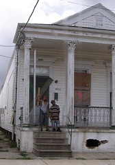 2314-16 Cleveland - by Karen Apricot New Orleans