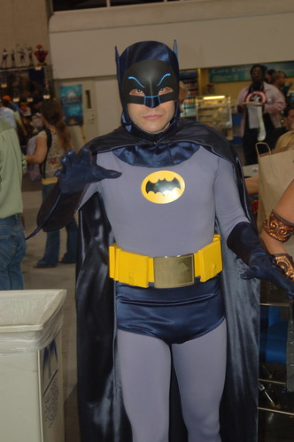 Comic Con 2007: Batman 66