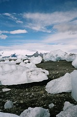 Jkulsrln 7, Iceland (bykercolin) Tags: blacksand iceland jkulsrln vatnajkull glaciallake