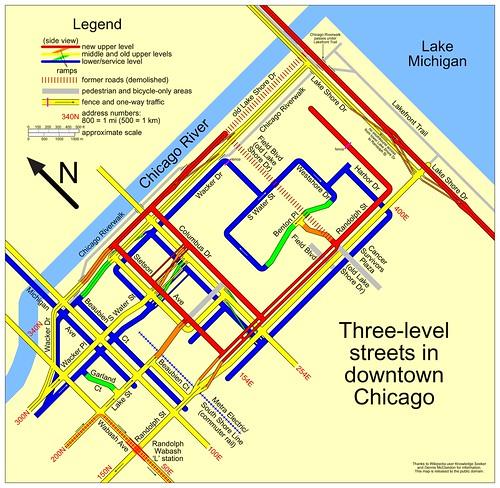 Aqua Building Chicago Pedway Map – Jerusalem House on
