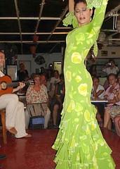 Flamenco (goodnessgraci0us) Tags: espaa bonita baile flamenco bailarn lacarbonera