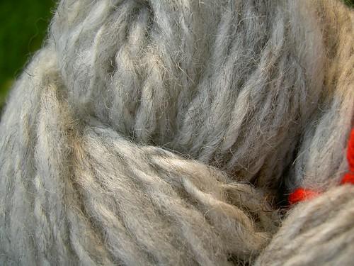 Spun Shetland Wool