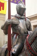Italian field armour (THoog) Tags: nyc newyorkcity newyork armor armour themet metropolitanmuseumofart armatura armadura armure rstung thoog