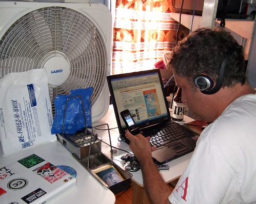 multitasking, keeping it fresh, summer 2007