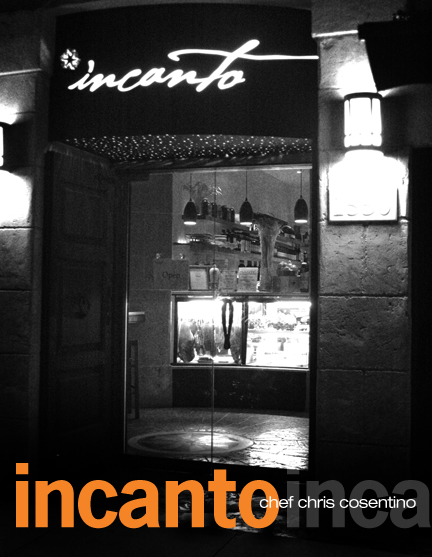 Incanto San Francisco
