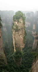 Towering (GavinZ) Tags: china travel tower rock pillar  karst hunan zhangjiajie   yuenjiajie lptowers