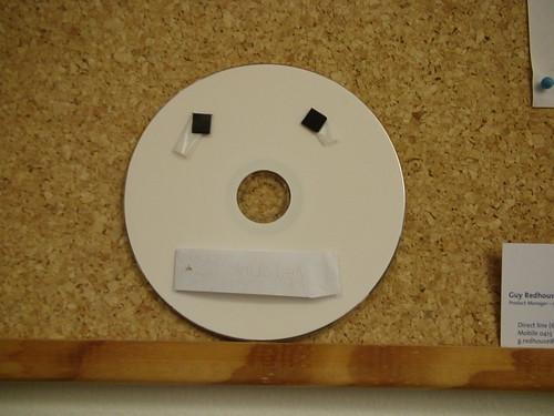 Mr Sad DVD Head