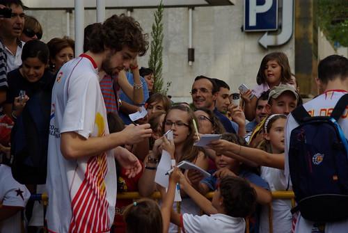 Un blogger en la Fase Final del Eurobasket: día 3