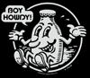 BoyHowdyBlackTShirtArt