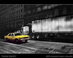 15,000 visits 09/18/07_yellow cab NY (fabio c. favaloro) Tags: blackandwhite bw ny taxi  yellowcab rights bec biancoenero blueribbonwinner supershot outstandingshots allrightsreserved obelix1962 fabiocfavaloro