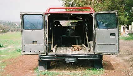 Stunt Van 8