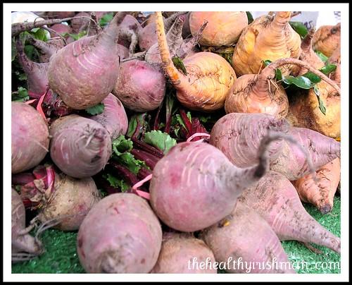 Farmer's Market Beets
