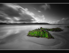 Durness Beach... (Devilineden) Tags: light sunset bw west digital canon eos evening photo highlands long exposure 10 north sigma professional 20mm dslr sutherland durness 10mm 50d exposue devilineden durine