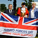 Graham Howarth|Flag Raising - Aldershot Monday 21 June