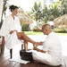 Outdoor Foot Ritual by The Palms Spa