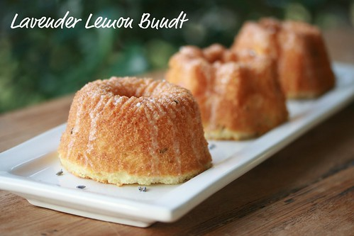 Lavender Lemon Bundt - I Like Big Bundts 2010
