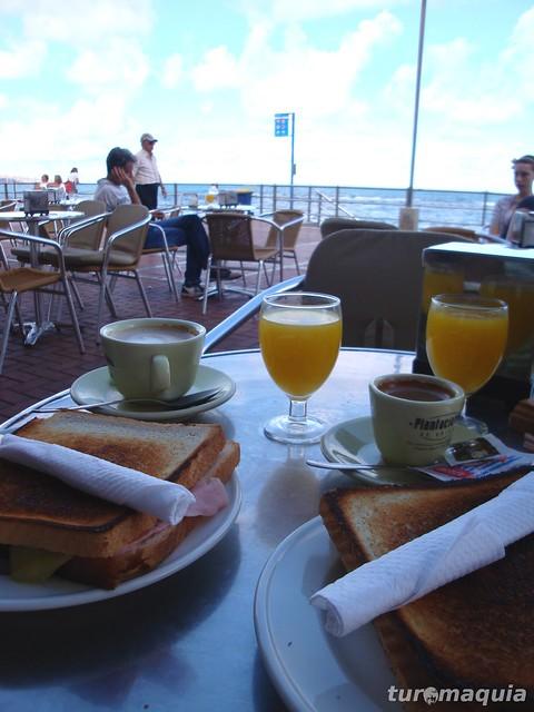 Mozart Cafetería - Las Canteras - Gran Canaria