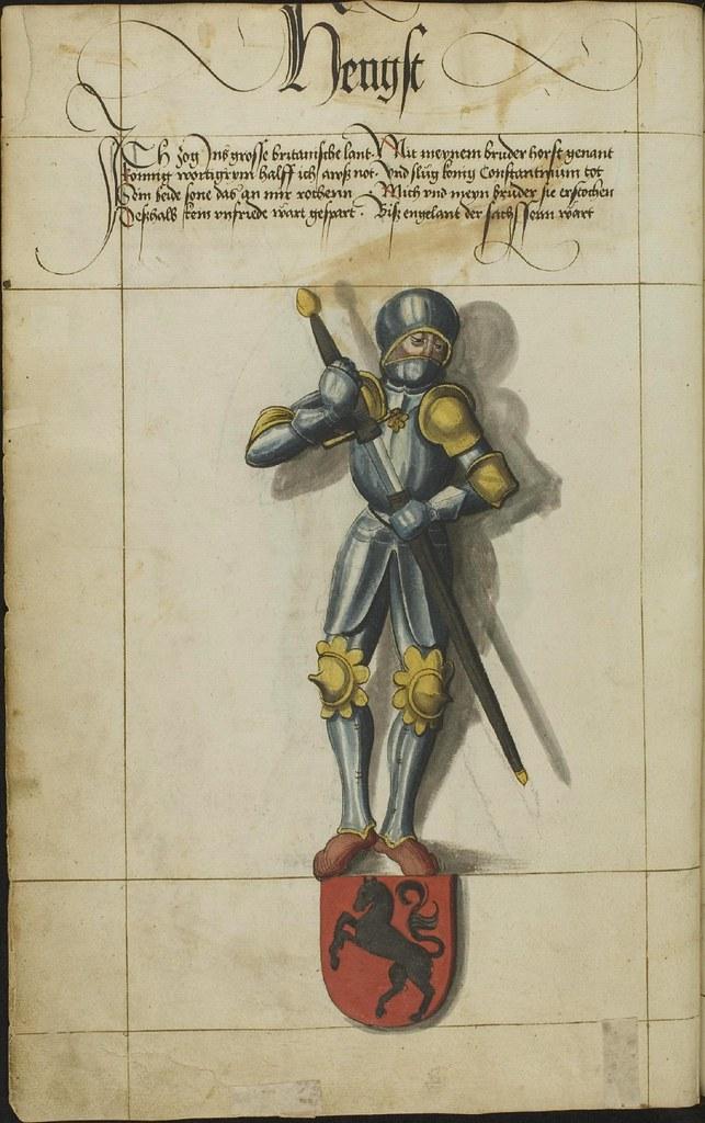 Saxony lineage c