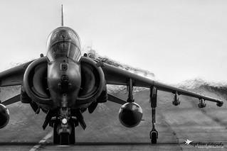 BAe Harrier T10 ZH657 105 RAF Cottesmore UK