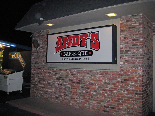 Andy's Bar-B-Que