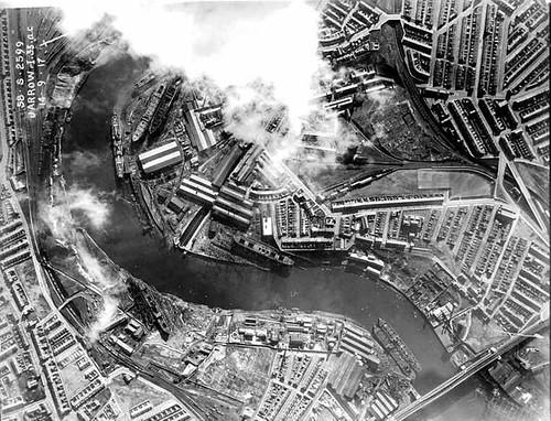 Deptford, Sunderland 14.9.1917