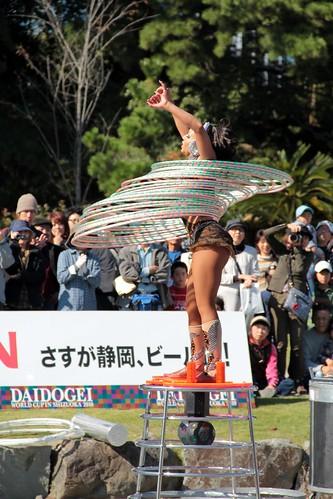 大道芸ワールドカップ2010