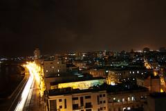 Malecn Night (Z.Valdi) Tags: night d50 noche nikon cuba habana malecn
