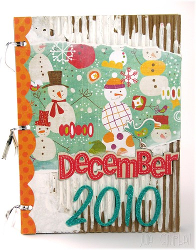December Daily 2010 cover